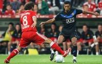 Nani v's Bayern, Summer of 2009