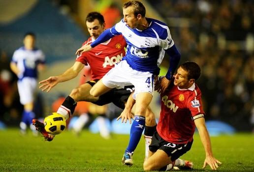 Birmingham City 1-1 Manchester United