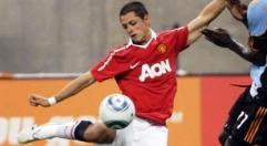 Javier 'Chicharito' Hernandez for Manchester United !