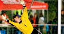 Lukas Hradecky on-trial with Manchester United !