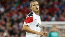 Nemanja Vidic on his new deal...