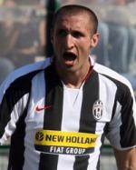 Juventus star Giorgio Chiellini