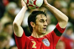 Manchester United captain Gary Neville has a go at The FA