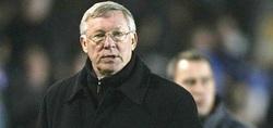 Sir Alex Ferguson angry