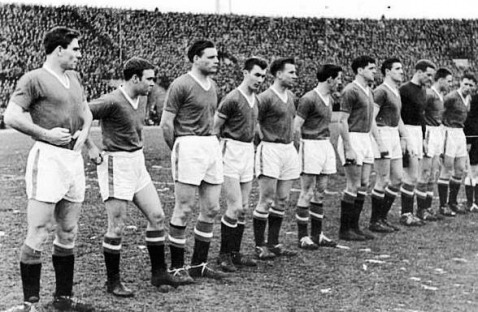The Busby Babes, 1958