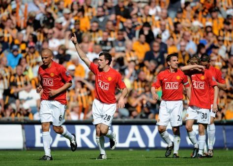Hull City v Manchester United