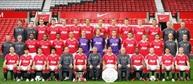 Manchester United announce 25-man Premier League squad